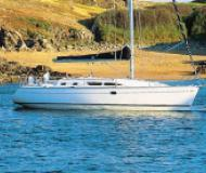 Sail boat Sun Odyssey 37 available for charter in Van Isle Marina