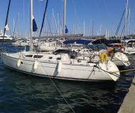 Segelyacht Sun Odyssey 37 chartern in Gouvia Marina
