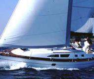 Sail boat Sun Odyssey 37 for rent in Helsingborg