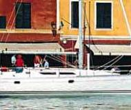 Segelyacht Sun Odyssey 37.1 Yachtcharter in Poros