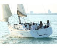 Sailing boat Sun Odyssey 379 available for charter in Phuket City