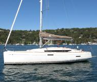 Sailing boat Sun Odyssey 389 available for charter in Bayshore Landing Marina