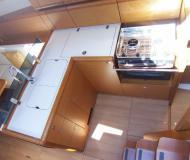 Segelboot Sun Odyssey 389 Yachtcharter in Oceanside Marina