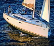 Segelyacht Sun Odyssey 389 Yachtcharter in Nieuwpoort