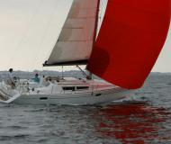 Segelboot Sun Odyssey 39i chartern in Real Club Nautico de Vigo