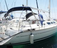 Segelyacht Sun Odyssey 40.3 Yachtcharter in Baska Voda