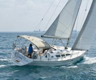 Segelyacht Sun Odyssey 40.3 chartern in Finikas