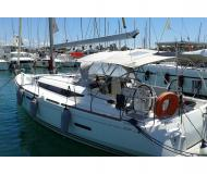 Segelboot Sun Odyssey 409 Yachtcharter in Gouvia Marina