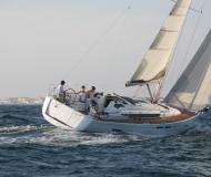 Segelboot Sun Odyssey 409 Yachtcharter in Marina Praslin