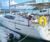 Yacht Sun Odyssey 41 for rent in Joma Marina