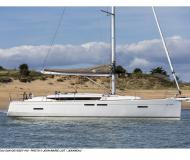 Yacht Sun Odyssey 419 available for charter in Ploce Harbour