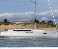 Sailing yacht Sun Odyssey 419 for hire in Palm Cay Marina