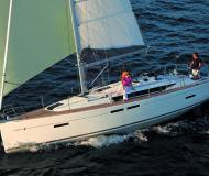 Yacht Sun Odyssey 419 for charter in Lefkas