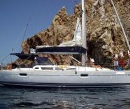 Segelyacht Sun Odyssey 42.1 Yachtcharter in Alghero