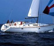 Sun Odyssey 42.2 Segelyacht Charter Volos