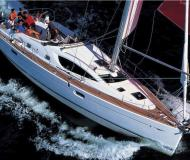 Sail boat Sun Odyssey 42 DS available for charter in Gashaga Marina