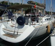 Segelboot Sun Odyssey 42i chartern in Marina di Portisco