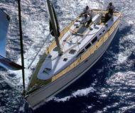 Segelyacht Sun Odyssey 43 Yachtcharter in Marina de Portimao