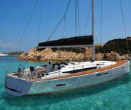 Yacht Sun Odyssey 439 available for charter in Piombino