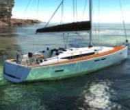 Sun Odyssey 439 Segelyacht Charter Hyeres
