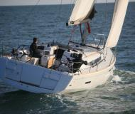 Sailing yacht Sun Odyssey 439 for charter in Santa Cruz de Tenerife
