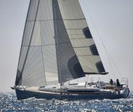 Sailing yacht Sun Odyssey 439 for hire in Marina Grossenbrode