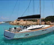 Segelyacht Sun Odyssey 43DS Yachtcharter in Finikas Marina