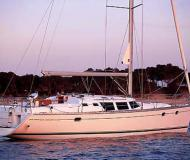 Segelyacht Sun Odyssey 43DS Yachtcharter in Hafen von Alcudia