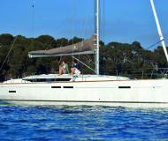 Yacht Sun Odyssey 449 for hire in Furnari