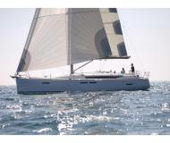 Sailing boat Sun Odyssey 449 for charter in Trapani Yacht Harbour