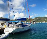 Sail boat Sun Odyssey 44i for rent in Road Town