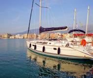 Segelboot Sun Odyssey 44i Yachtcharter in Yachthafen Volos