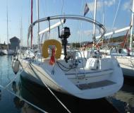 Yacht Sun Odyssey 44i for hire in Marina Kremik
