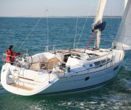 Sailing yacht Sun Odyssey 44i available for charter in Altair Marina