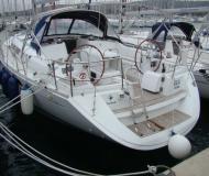 Segelyacht Sun Odyssey 44i chartern in Marina Dalmacija