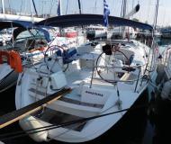 Segelyacht Sun Odyssey 44i Yachtcharter in Marina Alimos Kalamaki