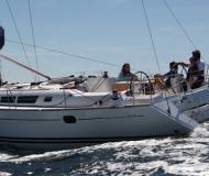 Segelyacht Sun Odyssey 44i chartern in Marina Le Marin