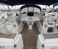 Sail boat Sun Odyssey 45 available for charter in Volos