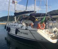 Segelboot Sun Odyssey 45 Yachtcharter in Fezzano
