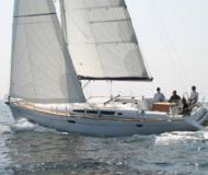 Yacht Sun Odyssey 45 available for charter in Castellammare di Stabia