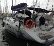 Sailing boat Sun Odyssey 45 for hire in Marina di Nettuno