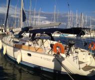 Segelyacht Sun Odyssey 45.2 Yachtcharter in Gouvia