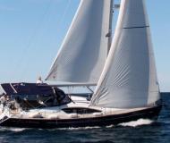 Segelyacht Sun Odyssey 45DS Yachtcharter in Finikas