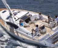 Yacht Sun Odyssey 45DS for charter in Marigot Bay Marina