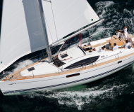 Sail boat Sun Odyssey 45DS for rent in Port Vauban