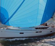Segelyacht Sun Odyssey 469 Yachtcharter in Hafen von Hyeres