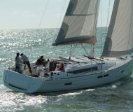 Sail boat Sun Odyssey 469 for rent in Trogir