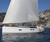 Sailing yacht Sun Odyssey 469 available for charter in ACI Marina Split