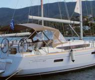Yacht Sun Odyssey 469 chartern in Punda Marina