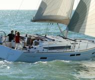 Sailing yacht Sun Odyssey 479 for rent in Procida Marina